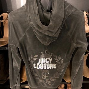 Juicy Couture Velvet jacket